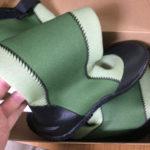 アトムの長靴グリーンマスターを買ったのでレビュー フィット感すごくて動きやすい!
