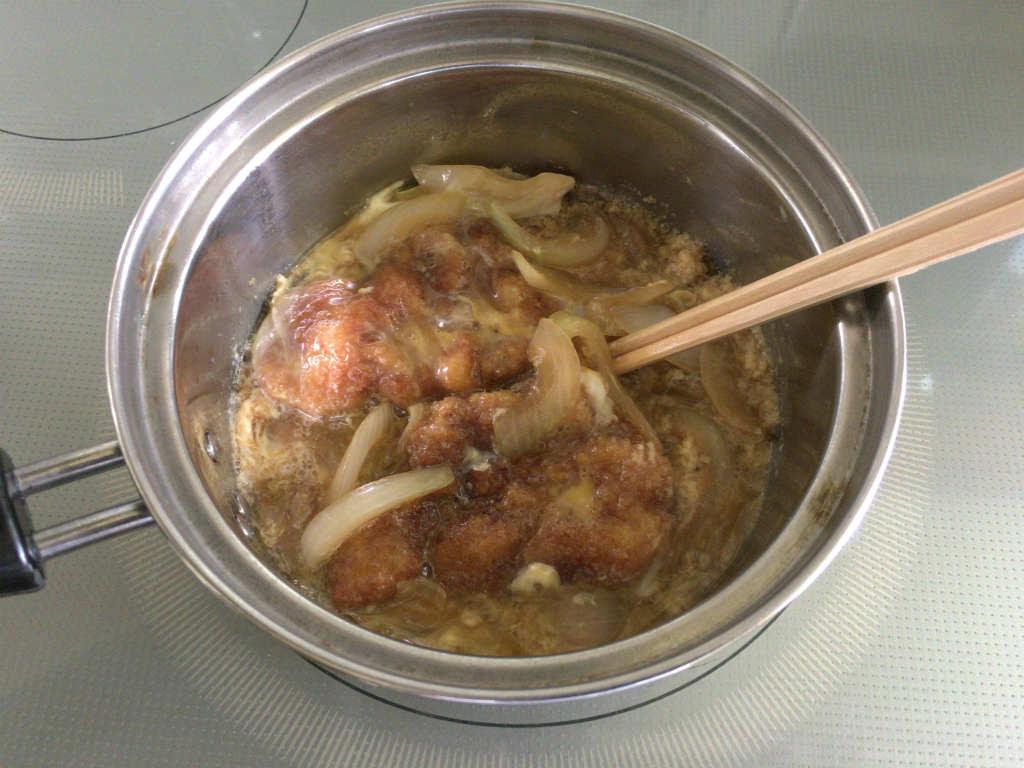 カツ丼10