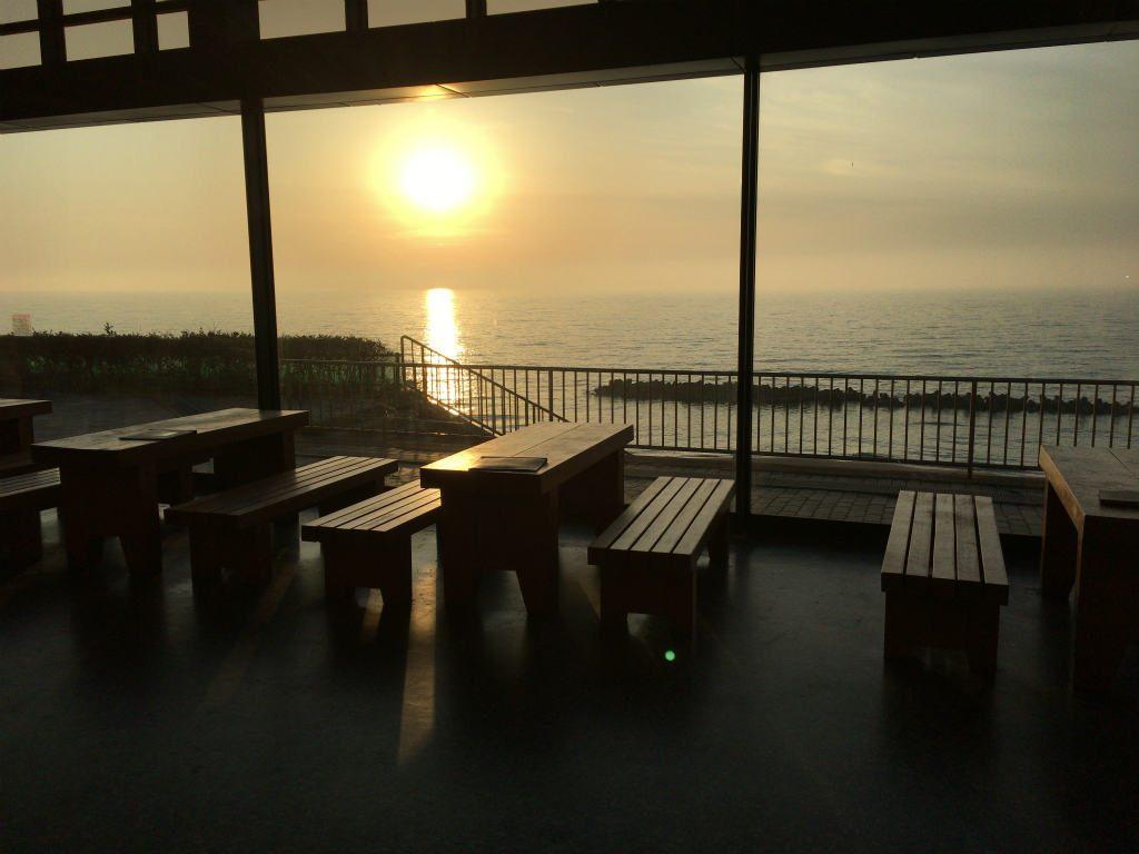 キララの夕日2