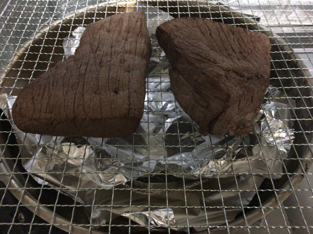 ローストビーフの燻製6