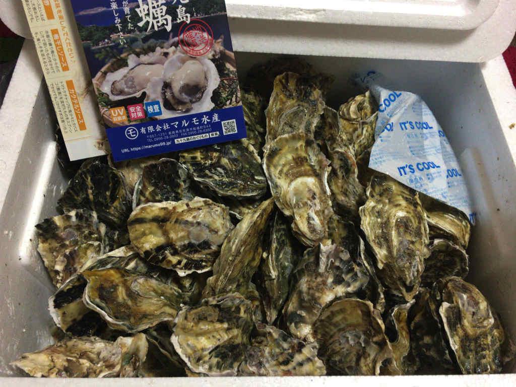 九十九島牡蠣2020