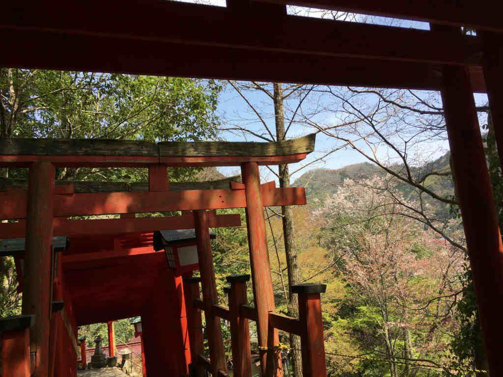 太皷谷稲成神社10