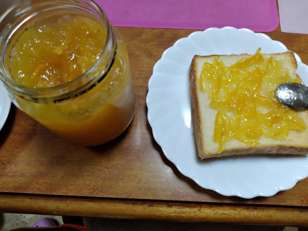 柚子ジャム12