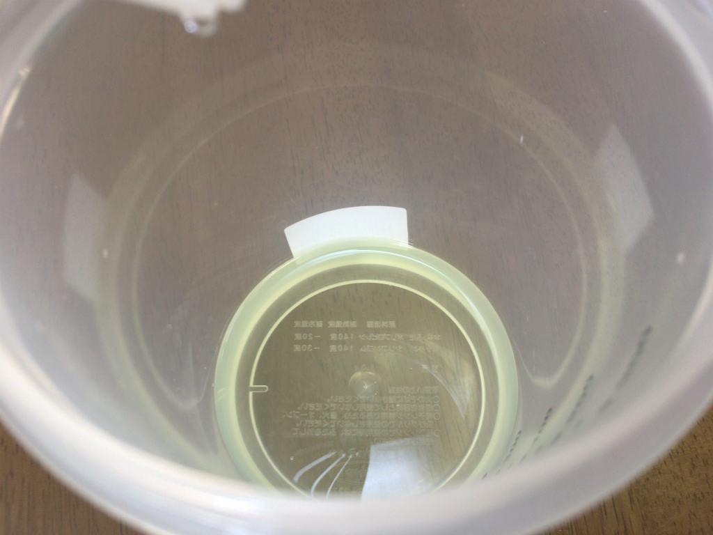 水切りヨーグルト6