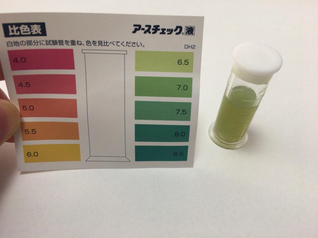 酸度測定液13