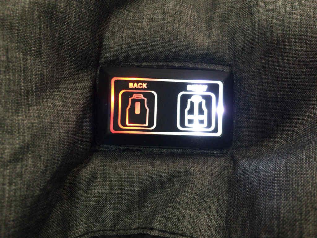 電熱ベスト8