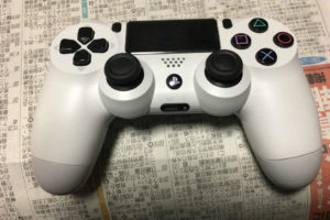 PS4コントローラ分解12